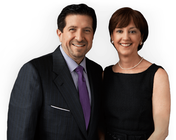 Francis and Colleen Acunzo, CEO and Managing Partner of Acara Partners