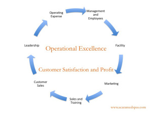 Building Operational Excellence in Your Medical Spa