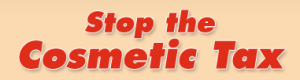Stop the Cosmetic Tax