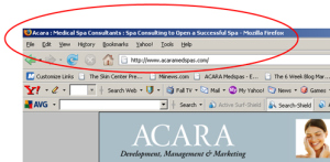 Acara Partners Shares the Med Spa Marketing Tip of the Week