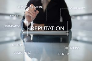 """""""Repetition makes reputation and reputation makes customers"""""""