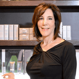 Judy Alexdander, Co-Owner of Skin Care Institute in Tulsa, OK