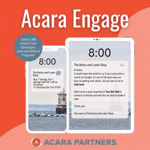 Acara Engage: Communication and Reputation Management Platform