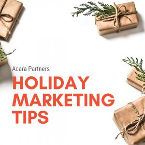 Holiday Marketing Tips cover photo